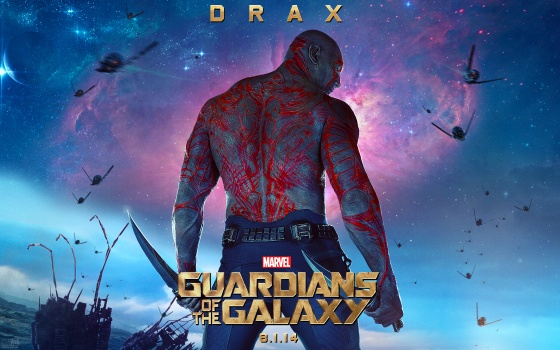 Guardians of the Galaxy WP 4