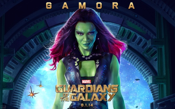 Guardians of the Galaxy WP 5