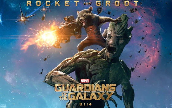 Guardians of the Galaxy WP 6