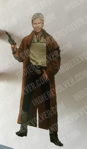 Han Solo Costume 1