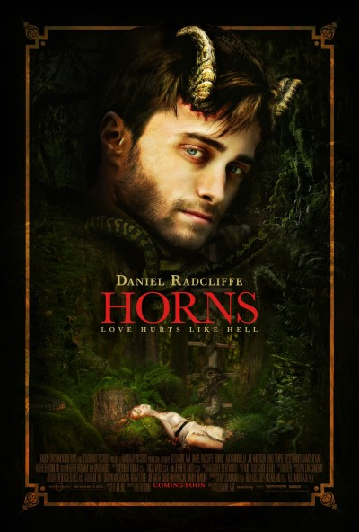 Horns Poster #3