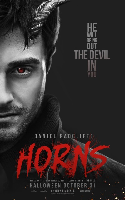 Horns Poster #5
