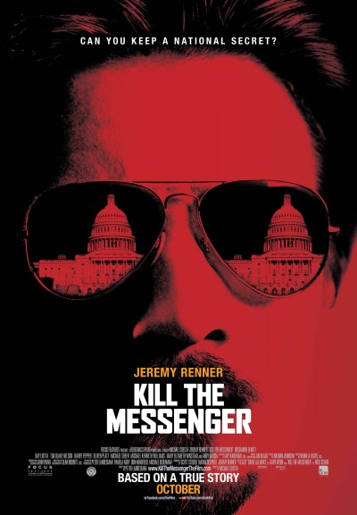 Kill the Messenger Poster #2