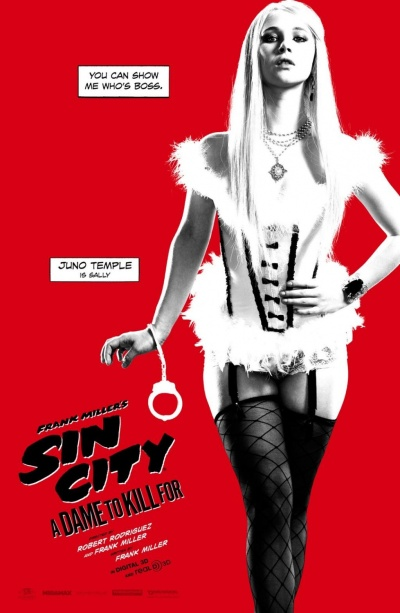 Sin City A Dame to Kill For Poster #26