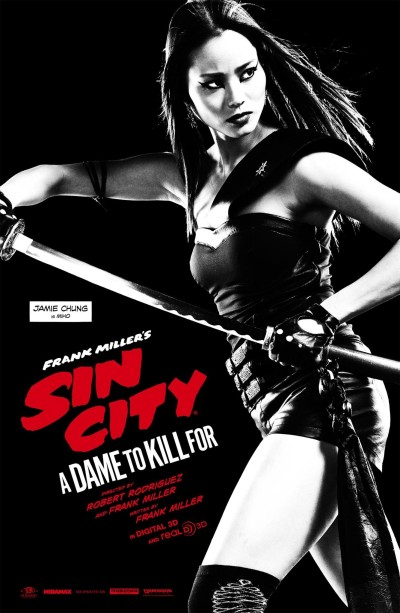 Sin City A Dame to Kill For Poster #27