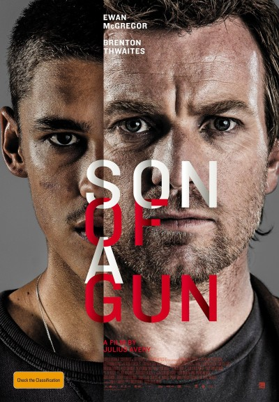 Son of a Gun Poster #1