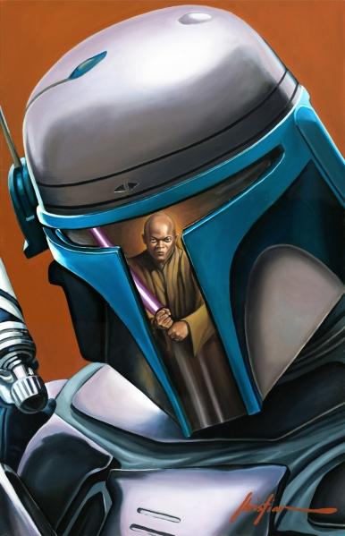 Star Wars Episode II Art