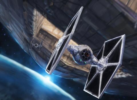 Star Wars Tie-Fighter