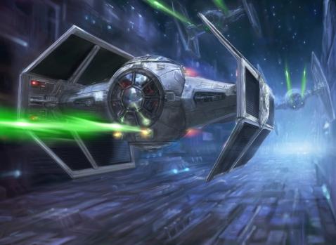 Star Wars Trench Run