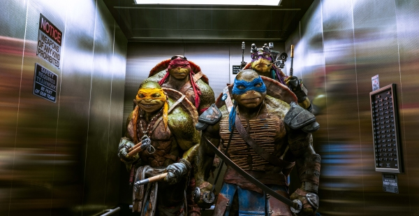 Teenage Mutant Ninja Turtles Image 8