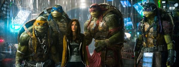 Teenage Mutant Ninja Turtles Image 9