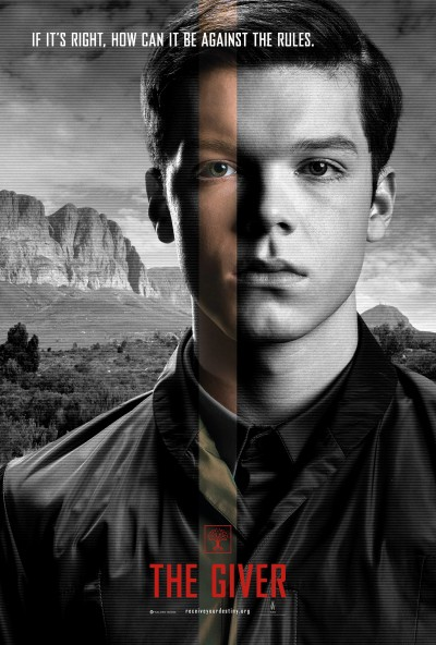 The Giver Poster #7