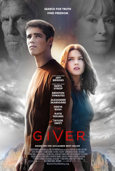 The Giver Poster #9