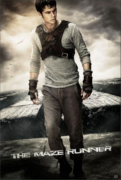 The Maze Runner Poster #12