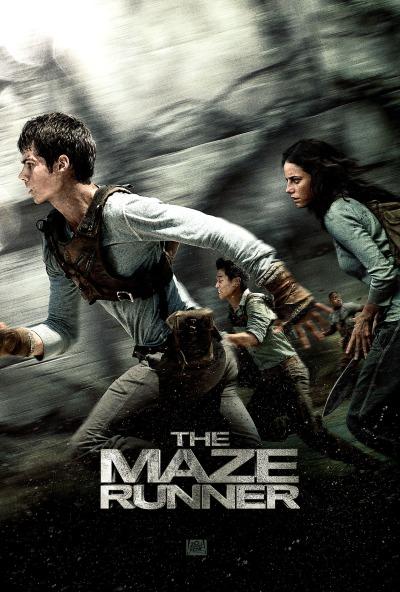 The Maze Runner Poster #2