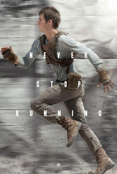 The Maze Runner Poster #4