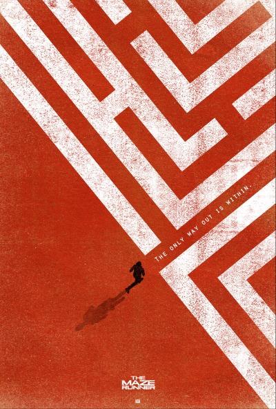 The Maze Runner Poster #7