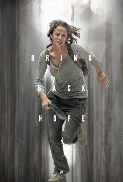 The Maze Runner Poster #8