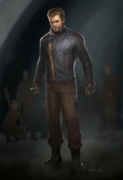 Captain America The Winter Soldier Concept Image 6