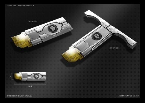 Captain America Winter Soldier Concept Art #1