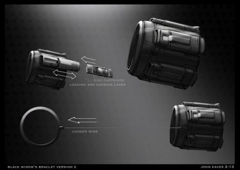 Captain America Winter Soldier Concept Art #16