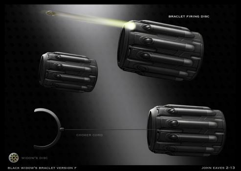 Captain America Winter Soldier Concept Art #6
