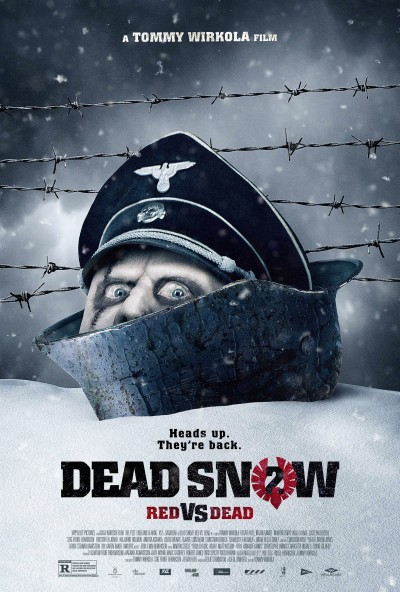 Dead Snow 2 Red vs. Dead Poster #3