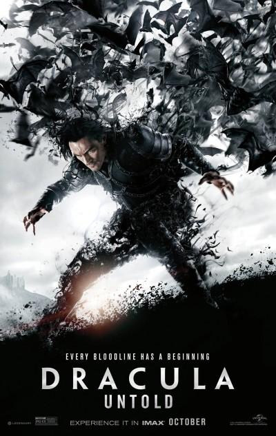 Dracula Untold Poster #4