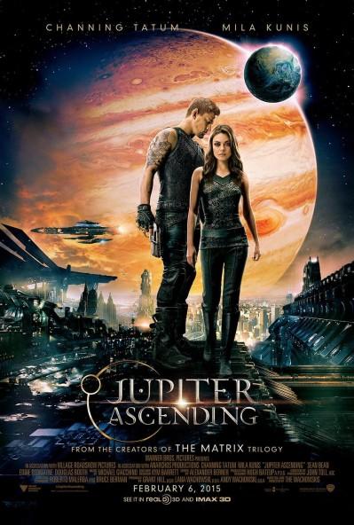 Jupiter Ascending Poster #3