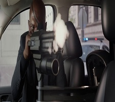 Nick Fury SUV / Weapons – Concept Art