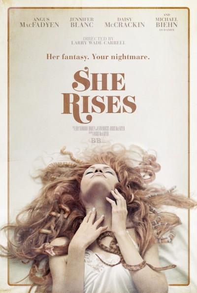 She Rises Poster #1