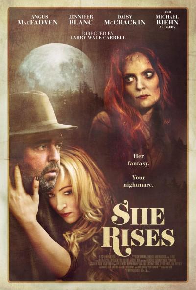 She Rises Poster #2