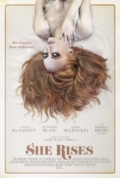 She Rises Poster #3