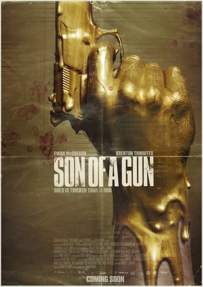 Son of a Gun Poster #2