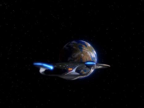 Star Trek TNG Code of Honor Image 1