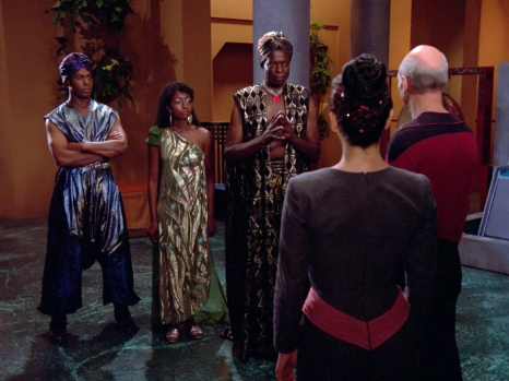 Star Trek TNG Code of Honor Image 11