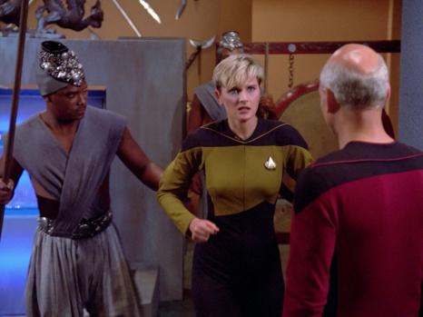 Star Trek TNG Code of Honor Image 12