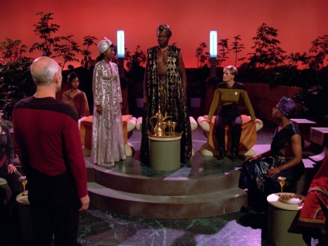 Star Trek TNG Code of Honor Image 13