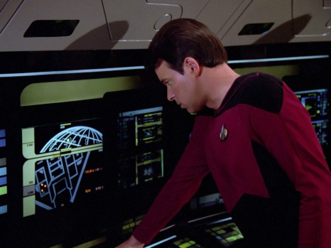 Star Trek TNG Code of Honor Image 14
