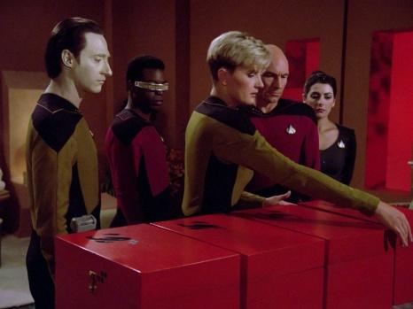 Star Trek TNG Code of Honor Image 15