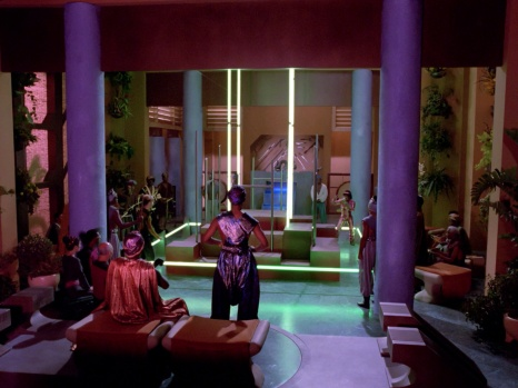 Star Trek TNG Code of Honor Image 17