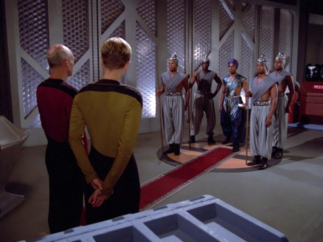 Star Trek TNG Code of Honor Image 2