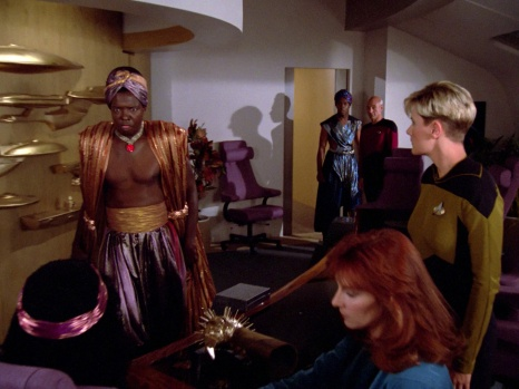 Star Trek TNG Code of Honor Image 23