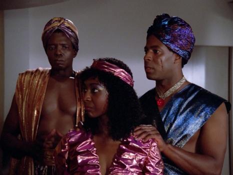 Star Trek TNG Code of Honor Image 24