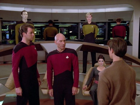Star Trek TNG Code of Honor Image 25