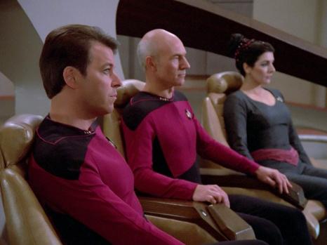 Star Trek TNG Code of Honor Image 26