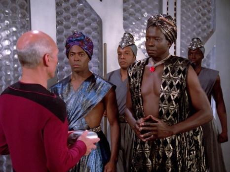 Star Trek TNG Code of Honor Image 3