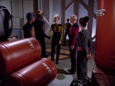 Star Trek TNG Code of Honor Image 6