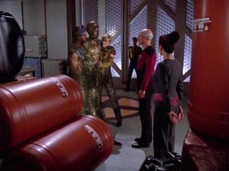 Star Trek TNG Code of Honor Image 7