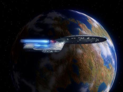 Star Trek TNG Code of Honor Image 8